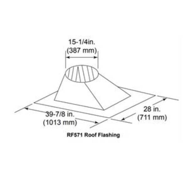 RF571 - Roof Flashing