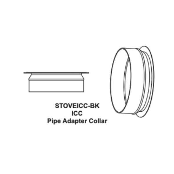 Pipe Adapter Collar