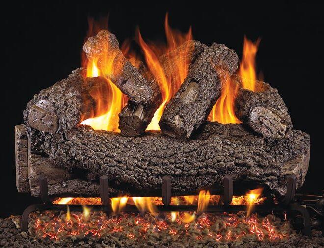 Forest Oak Fireplace Logs