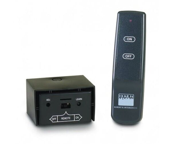 Basic ON/OFF Receiver and Transmitter