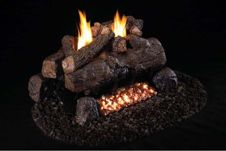 real-fyre-evening-fyre-see-thru-vent-free-logs-with-g18-series-vent-free-burner