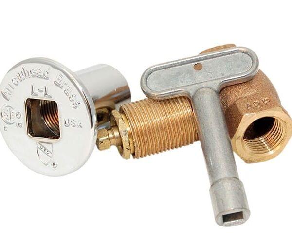 Real Fyre Gas Valve, Line Key