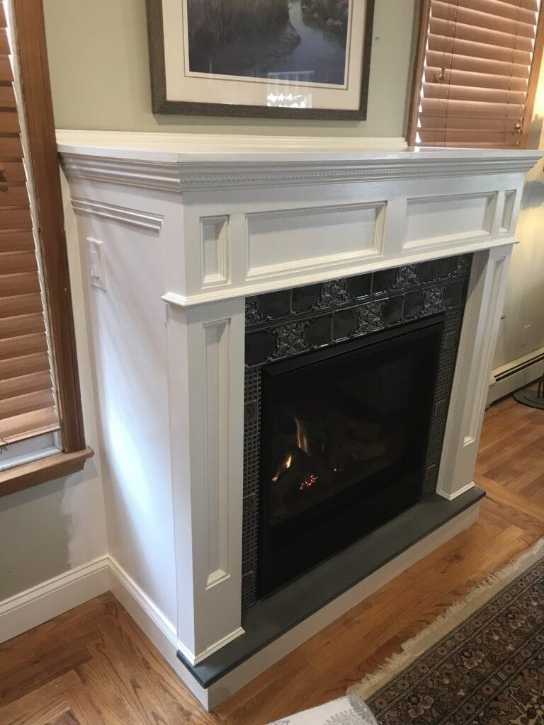 "Majestic Quartz 32"" Direct Vent Fireplace"