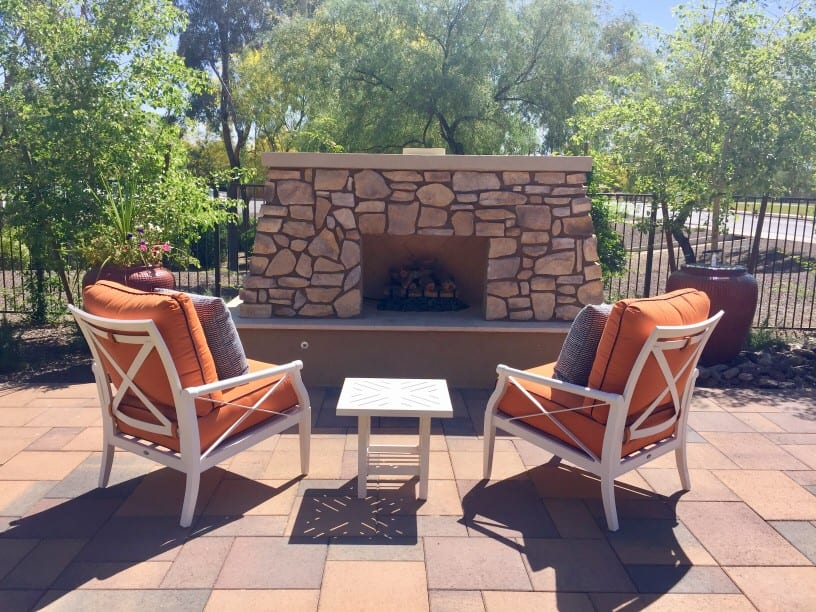 outdoor furniture and fireplace t20 ko4OYE