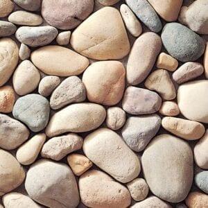 Summer Stream Stone