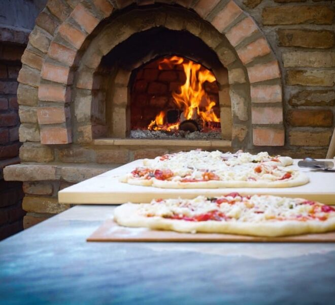 Outdoor Pizza Kitchen for Patio