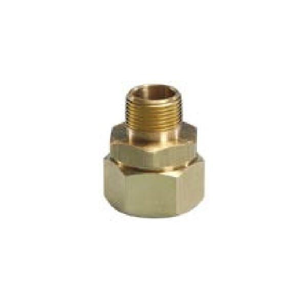 AutoFlare Reducing Fitting Brass