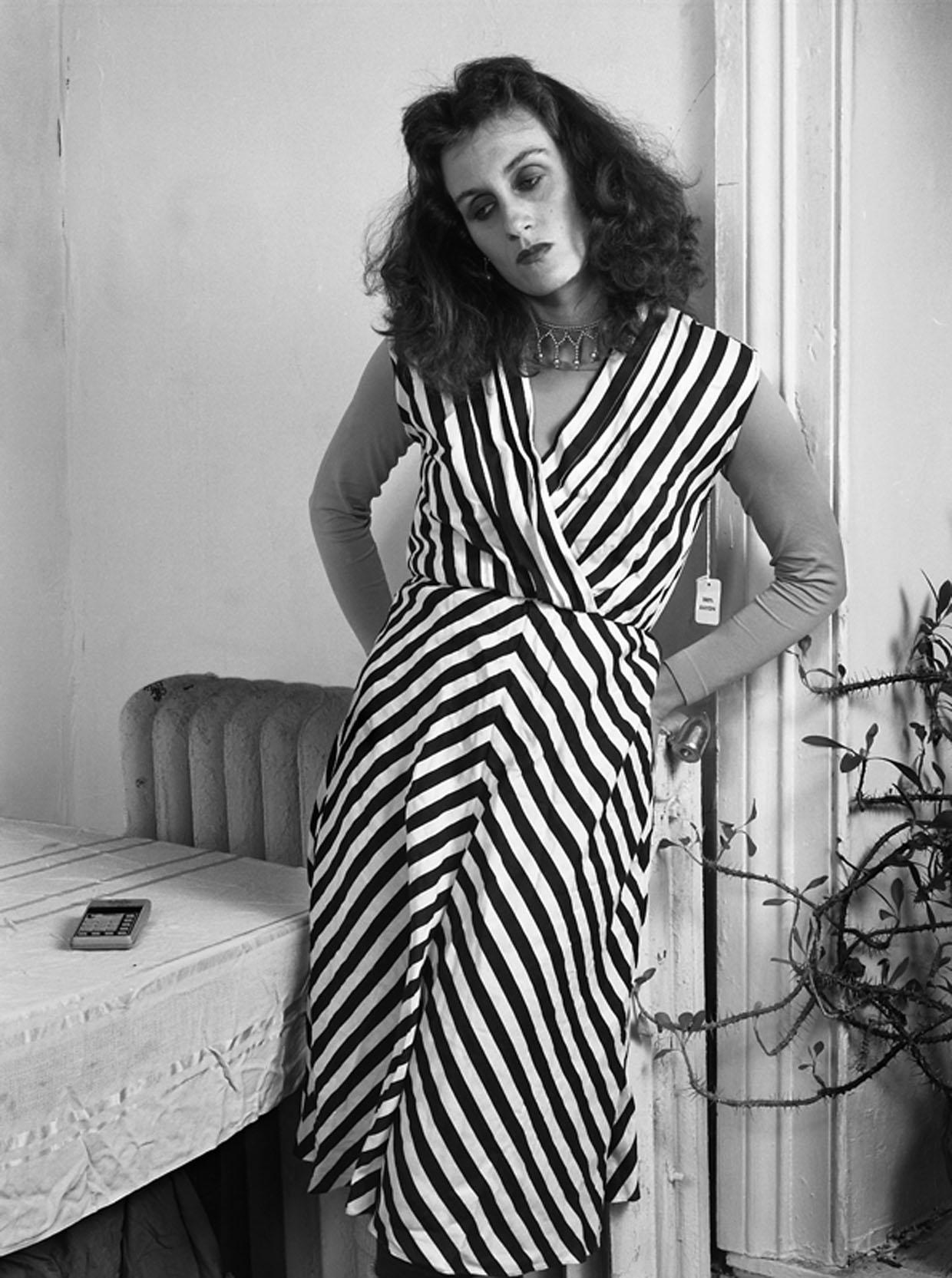 111-Carole-Jean-at-Home,-1981