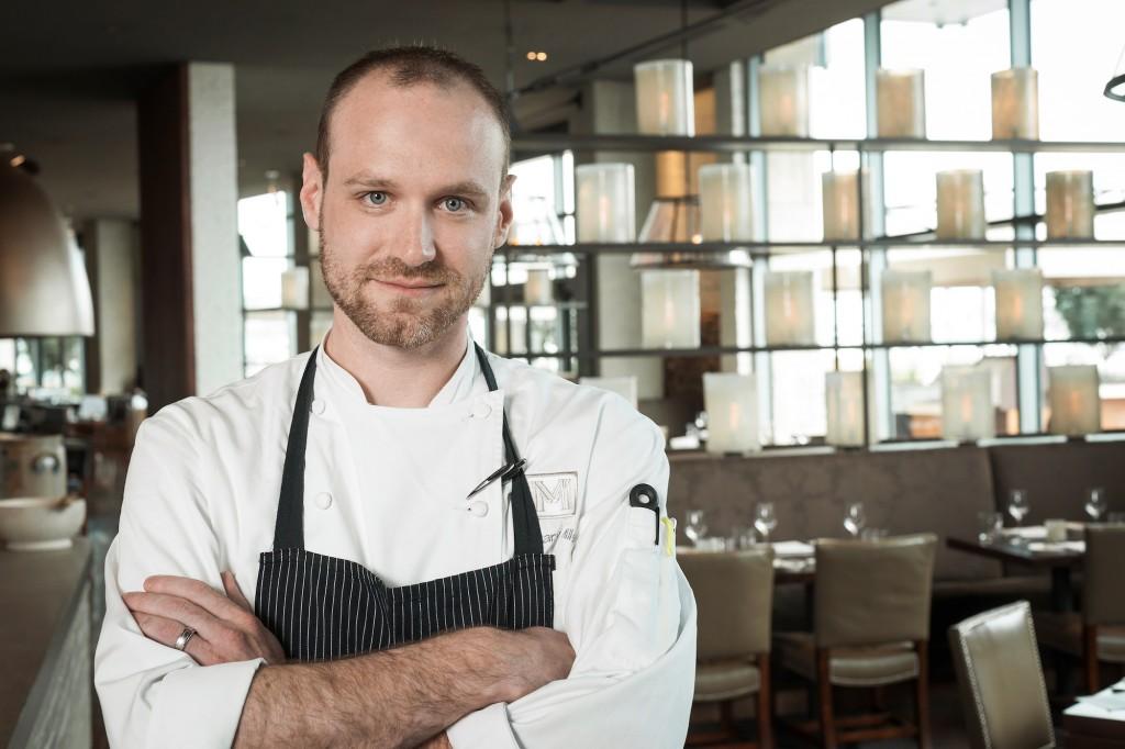 Chef Zack Mills