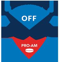 Alzheimer's Face Off Pro-Am Hockey Tournament Logo