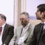 Luis Enrique Montañez, Agustín Domínguez y Guillermo Moreno