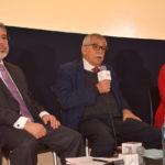 Samuel Toledo, Rolando Cordera y Altagracia Gómez