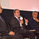 Rafael Gamboa, Samuel Toledo y Rolando Cordera