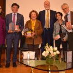 Altagracia Gómez, Agustín Barrios, Margarita Iglesias, Emilio Cárdenas, Julieta Delmar y Gastón Melo