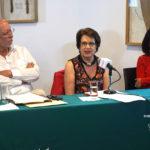 Emilio Cárdenas Elorduy, Cecilia Ímaz Bayona y Leticia Calderón Chelius