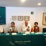 José Luis Gutiérrez Pérez, Graciela Orozco Moreno, Emilio Cárdenas Elorduy, Cecilia Ímaz Bayona y Leticia Calderón Chelius