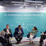 Daniel Coulomb, Roberto Martínez Yllescas, Marco Fernández, Lidia Camacho y José Luis Gutiérrez