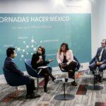 Marcelo García, Berenice Alcalde, Sonia del Valle y Félix Antonio Barrio
