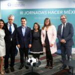 Ruth Mejía, Gastón Melo, Marcelo García, Berenice Alcalde, Sonia del Valle y Félix Antonio Barrio
