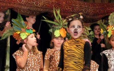 The Jungle Book Kids at Primrose Hill