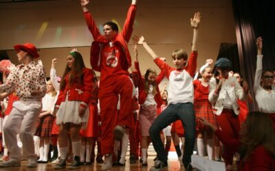 High School Musical at BMS-2014