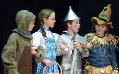 The Wizard of Oz at Sowams