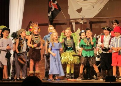 2017 Primrose Hill Production of Peter Pan