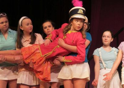 Legally Blonde at Barrington Middle School 2017