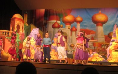 Aladdin Kids at Nayatt