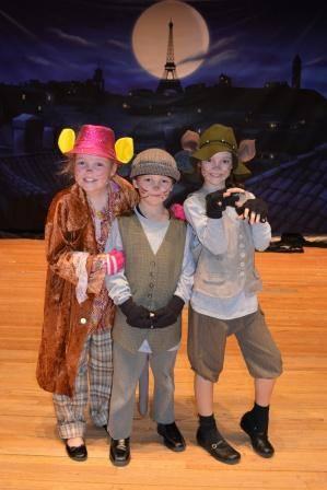The Aristocats Kids at Nayatt 2015