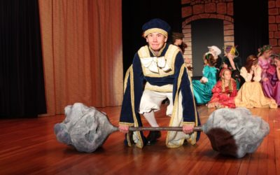 Once Upon a Mattress at BMS