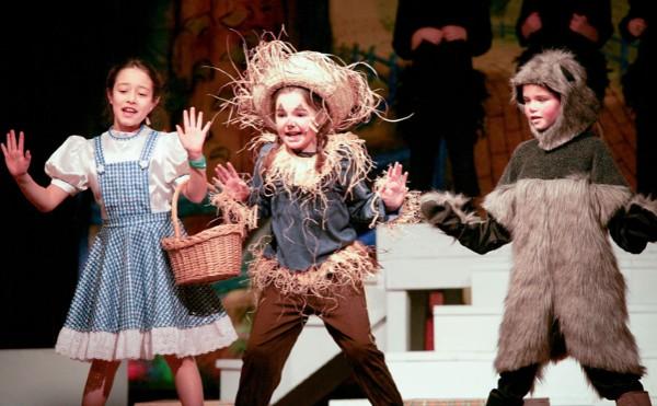 The Wizard of Oz at Nayatt
