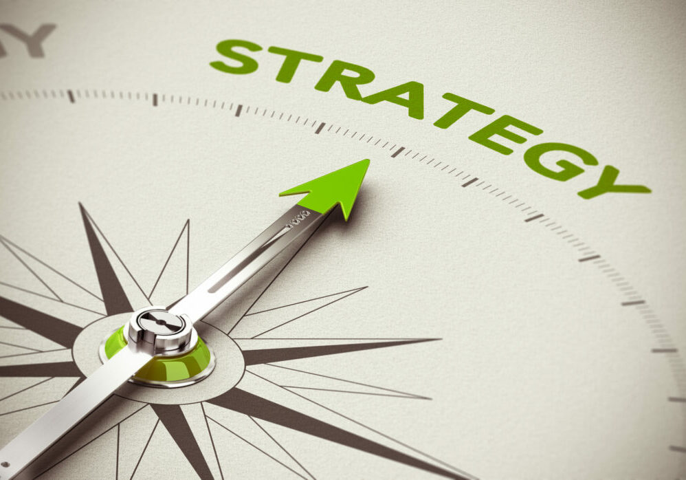 Strategy Compass Dial dreamstime_m_35196735