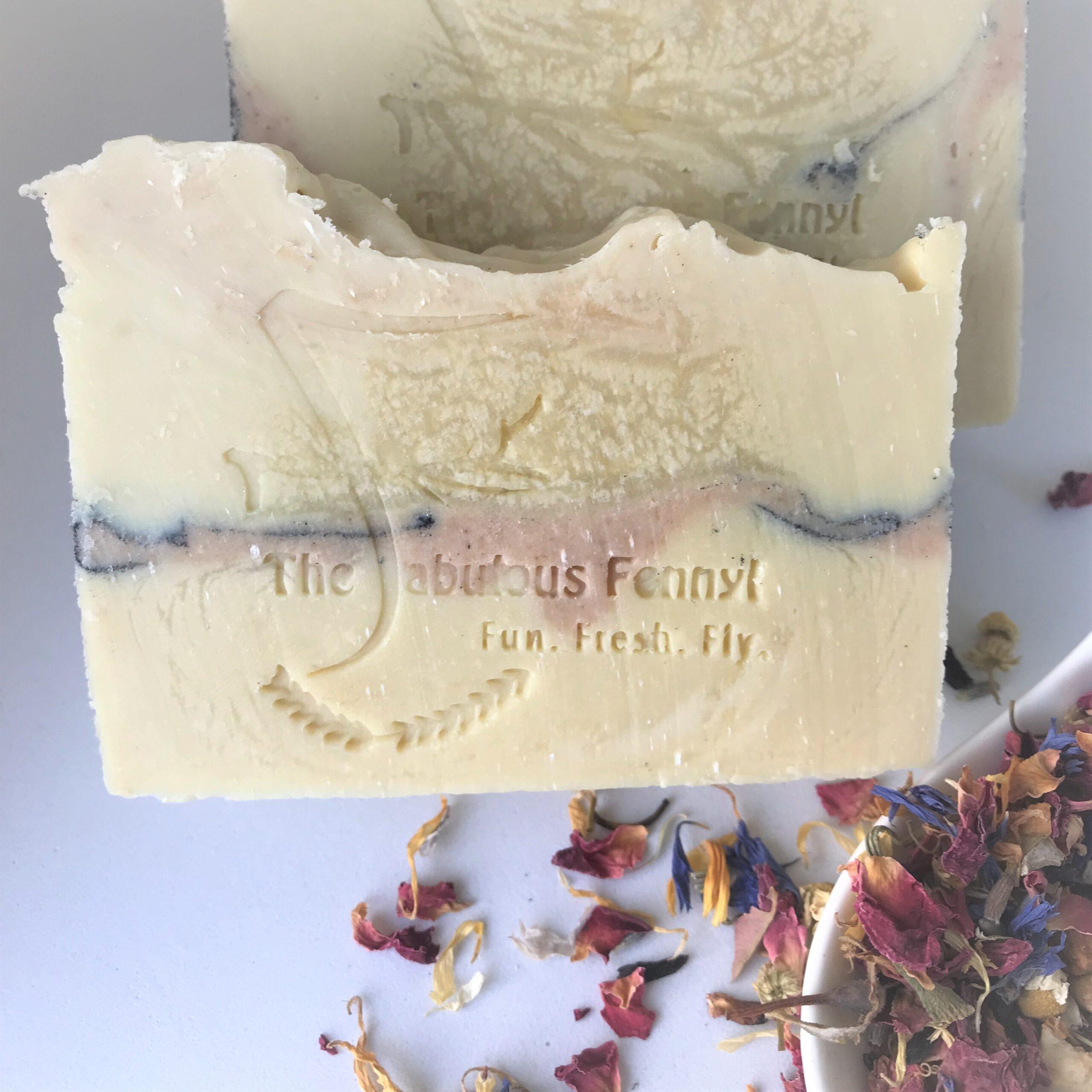 Coconut Sorbet Soap