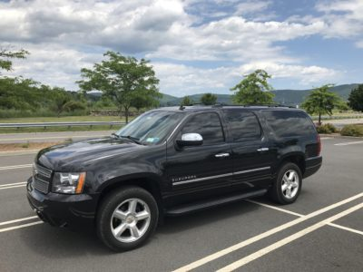Hudson Valley Trips SUV