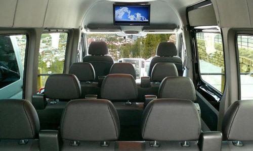 Mercedes Sprinter Shuttle