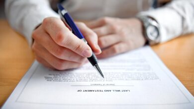 Photo of 4 Mistakes to Avoid When Drafting a Will