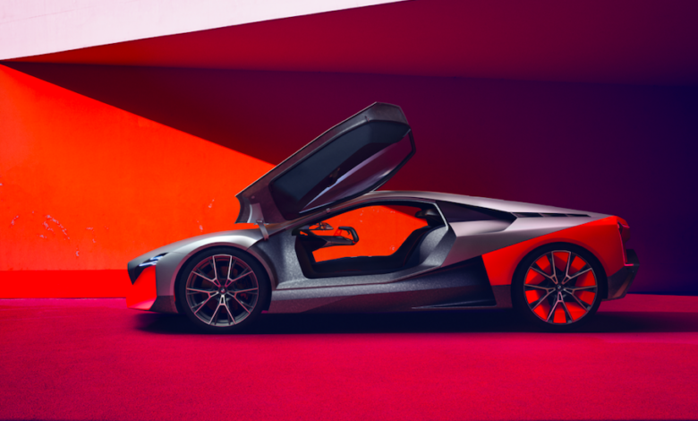 5 Must See Photos Of The BMW Vision M Next