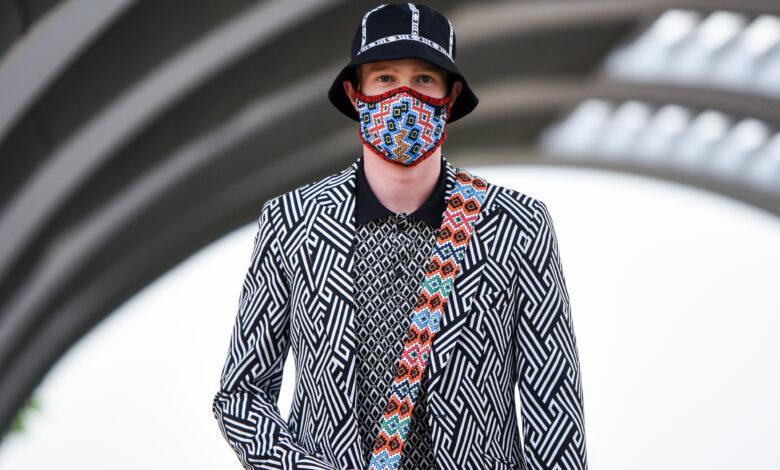 Designer Ephraim Molingoana's Ephymol Latest Designs Divides South Africans