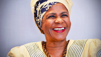 "Photo of Dr Ramphele – ""South African small and medium enterprises are largely in survival mode"""