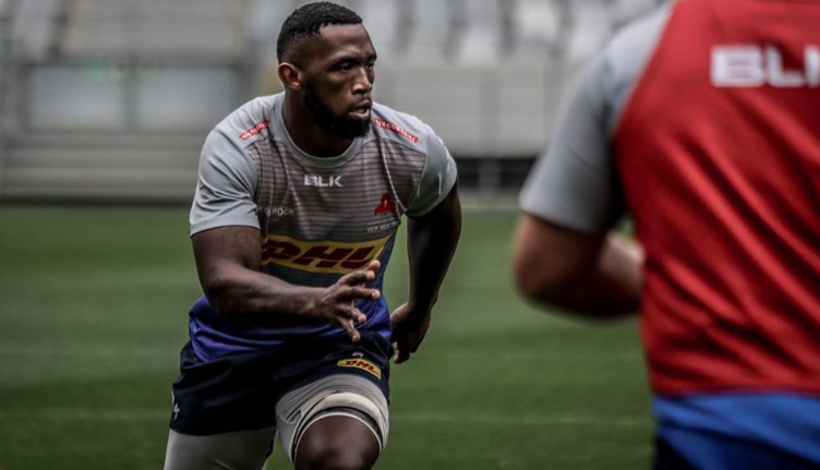 Siya Kolisi Opens Up About His Brand Ambassadorship With FNB