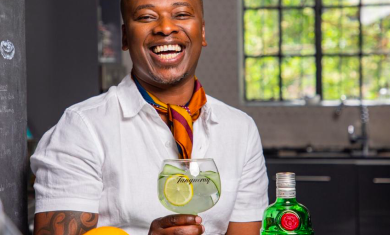 Tanqueray Pays Homage TO SA Foodies With #TanquerayFoodie Campaign