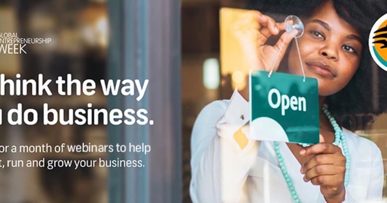 To celebrate Global Entrepreneurship Week, FNB Is Running these Business Masterclass Webinars