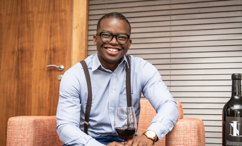 Lata Ngoasheng's Never Give Up Attitude Pays Off With LN Wines