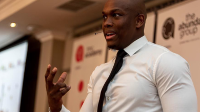 Vusi Thembekwayo Believes Information Is A Lifeline Out Of Poverty