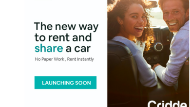 'Cridde' new car rental app is ready to disrupt the car rental industry