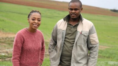 How Sinelizwi Fakade Found Success In Farming At The Age Of 29
