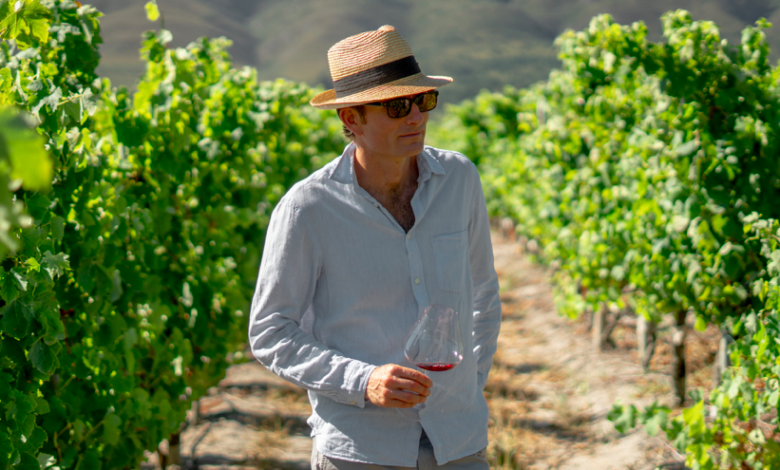 Roland Peens, CEO of Hemelzicht Vineyards Talks About Invest Model Facilitating Wine farm Ownership