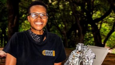 Tshepiso Sibisi Fuses Kasi Flavours To Bring A Unique South African Pizza