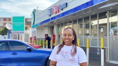 Meet Thandi Ngxongo The New Owner Of BP Moore Road Service Station In Durban